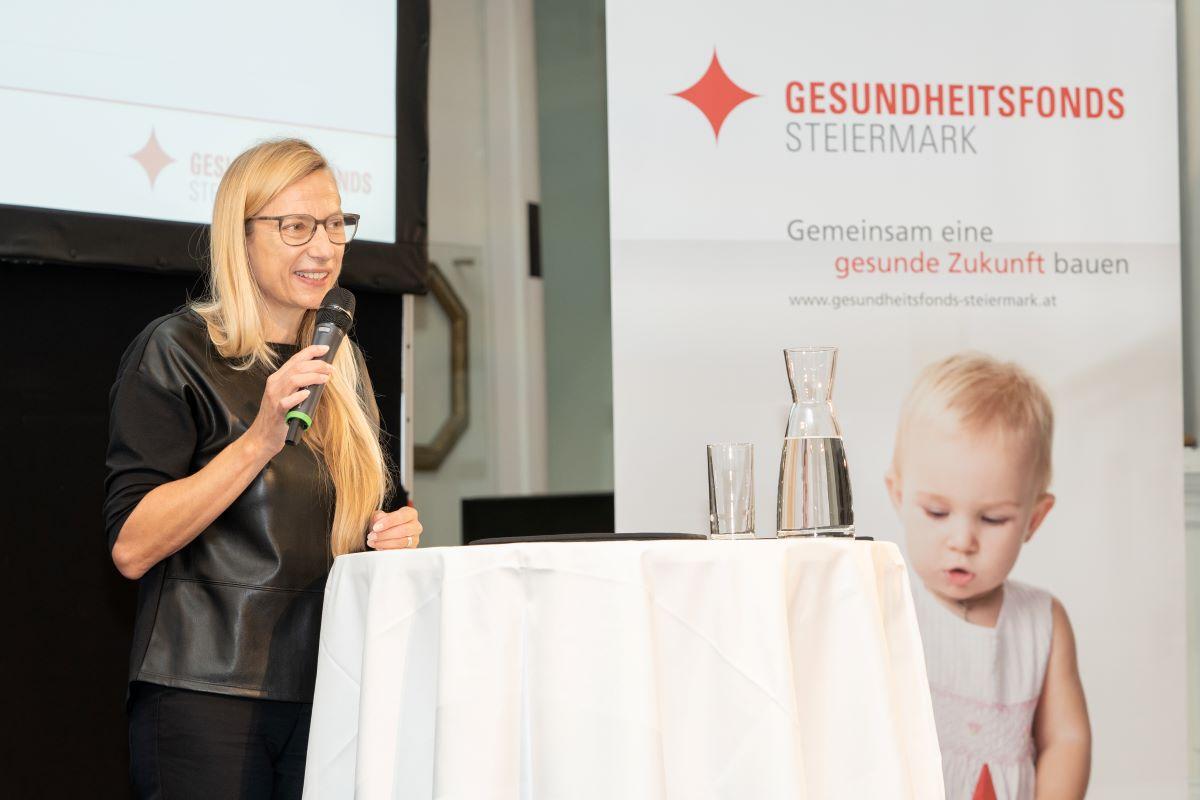 Patient*innensicherheit Jahrestagung - Bild von LR Juliane Bogner-Strauß